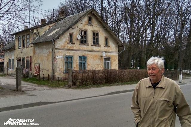 В курортном Зеленоградске разгорелся скандал из-за решения администрации снести исторические дома в центре города, чтобы