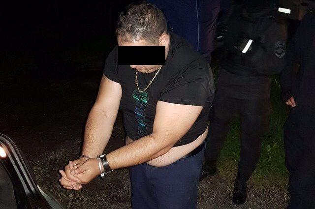 Предполагаемый лидер преступной группы с наркотиками  пойман в Калининграде.