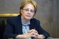 Вероника Скворцова.