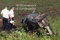 Водитель не был пристёгнут и вылетел через лобовое стекло.