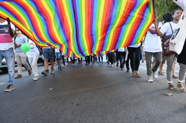 Начто они всостоянии: геи объединились вборьбе против террористов ИГИЛ