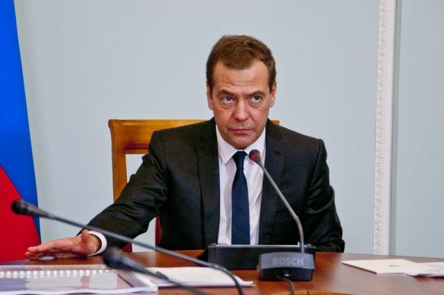 ВКрыму ожидают визит Медведева— руководитель РК