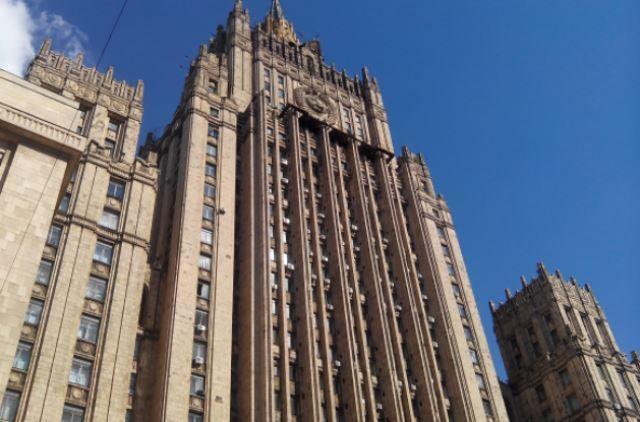 МИД РФ требует от властей Украины предоставить доступ к задержанному Агееву