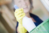 Влажная уборка - несложный способ освежить перегретое помещение летом