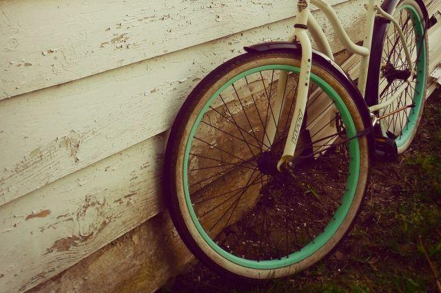 Молодой тюменец украл женский велосипед