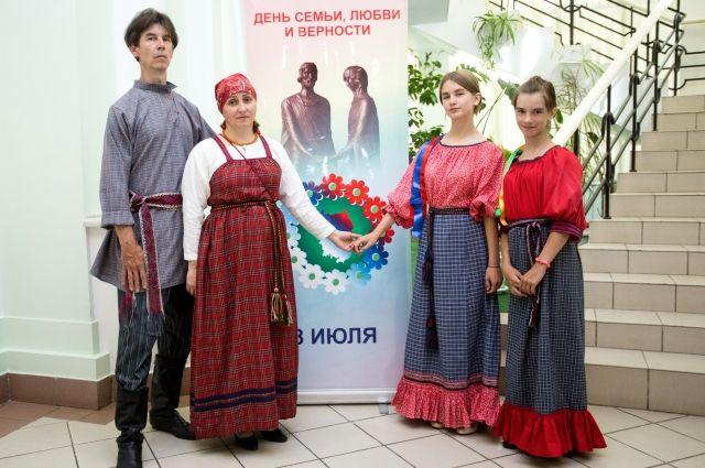 В конкурсе принимали участие 322 семьи.
