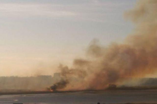 В Надымском районе бушуют 26 природных пожаров