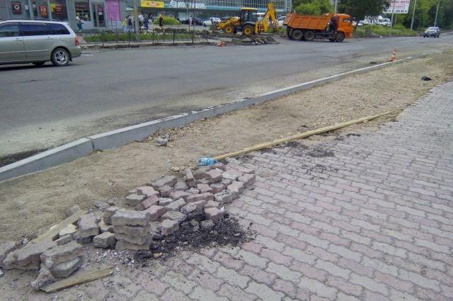 ВКрасноярске надве недели закроют движение наКрасноярском рабочем