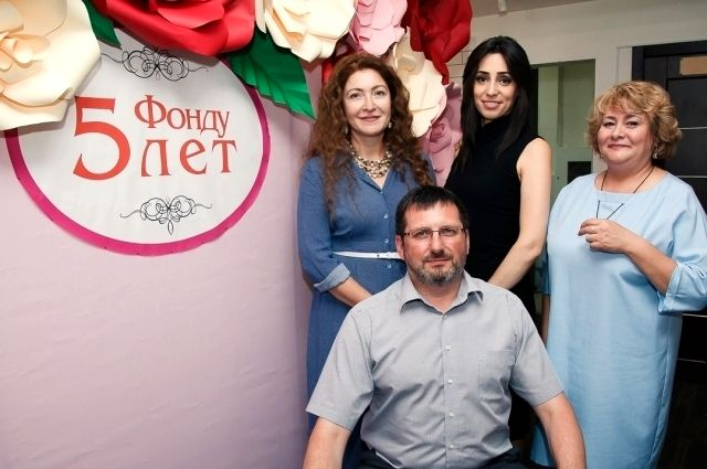 С юбилеем фонд поздравил глава Уриковского муниципального образования Андрей Евгеньевич Побережный.