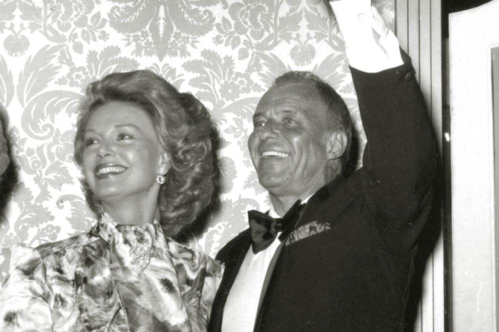 Фрэнк и Барбара Синатра, 1960-е годы.