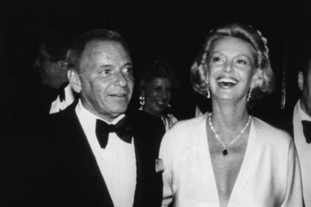 На вечеринке в «Уолдорф-Астория», 1977 год.