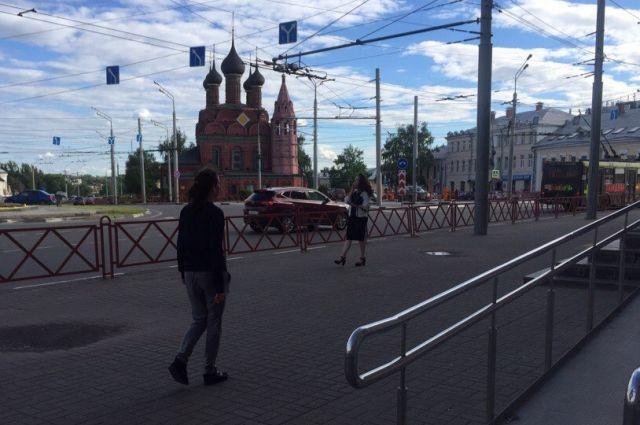 Ярославлю есть что улучшать в своей инфраструктуре.