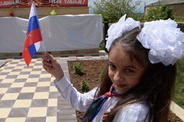 «Россию любим не меньше вас!» Необычный репортаж «АиФ» из Дагестана
