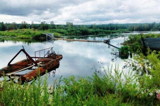 Водозабор в Тайге построен в 1913 году.