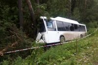 В автобусе были пострадавшие.
