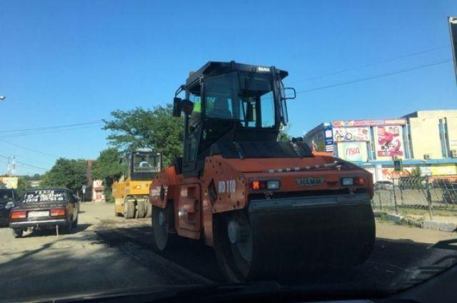Дорогу планируется начать ремонтировать в сентябре.