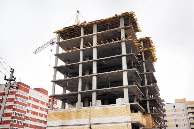 Первое место по количеству высоких новостроек в мегаполисе будет занимать Октябрьский район уже через пару лет.