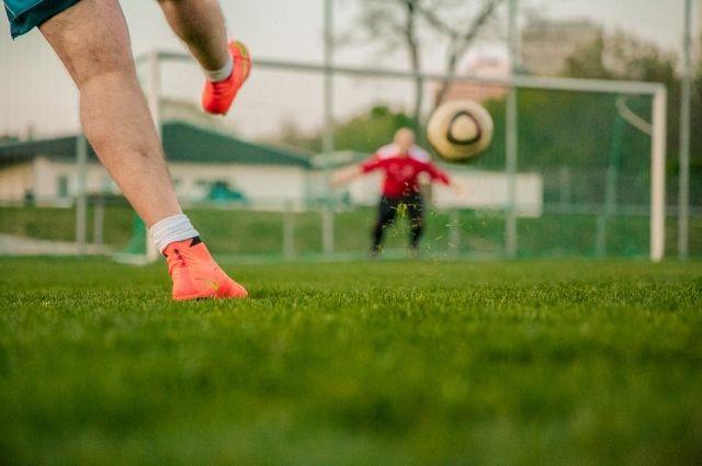 Собянин: в 2017 году в Москве будет построено 5 футбольных полей