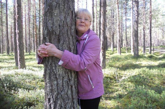 Лариса Куликова считает, что лучше ей остаться на улице
