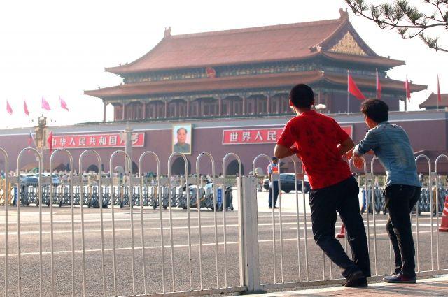 Китай прокомментировал слова главы ЦРУ о «главном конкуренте США»