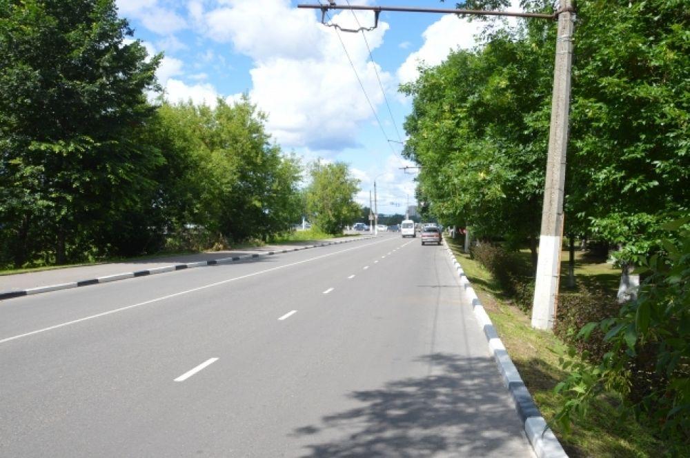 Впервые за многие годы в Твери 23 июля было открыто двустороннее движение по улицам Бебеля и Брагина