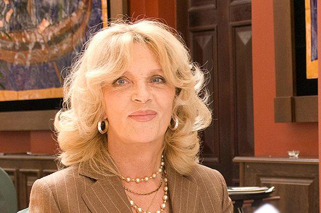 Марианна Вертинская.