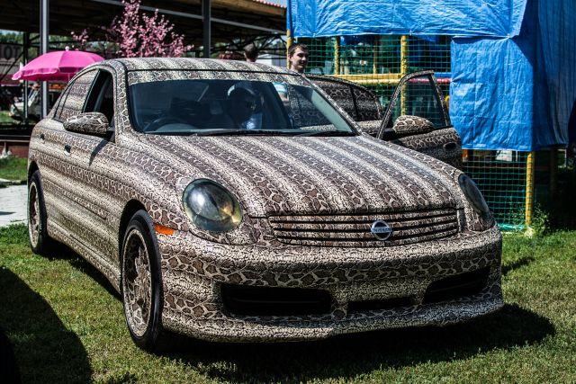 В Барнауле пройдет фестиваль тюнингованных автомобилей «ParkKing 2017».