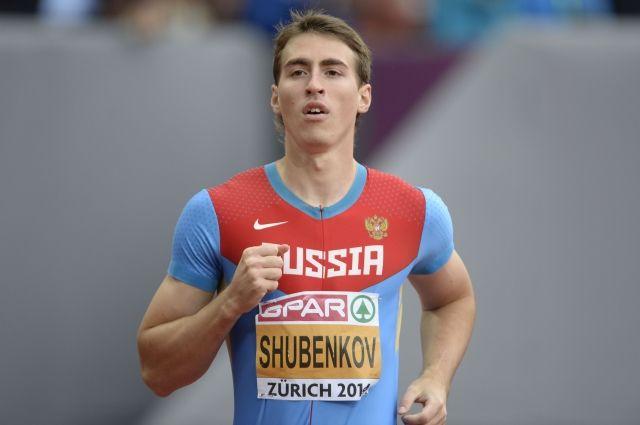 Выступать Сергей Шубенков будет под нейтральным флагом.