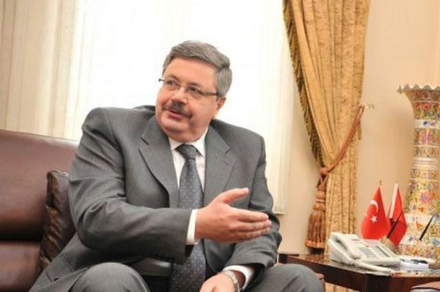 Российский посол в Турции передал верительные грамоты Эрдогану