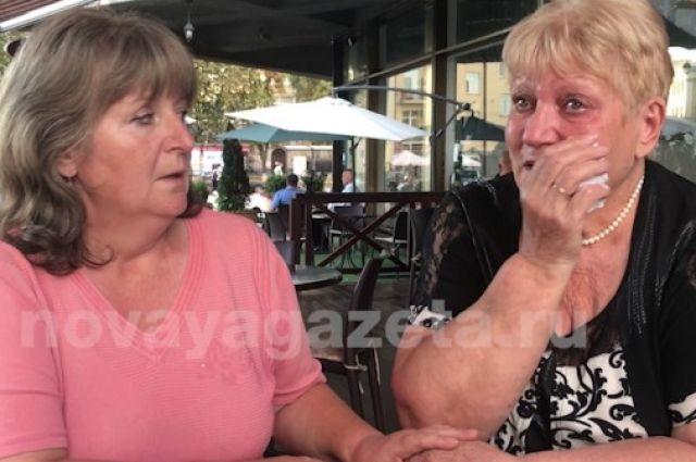 Матери Клыха иАгеева просят Владимира Путина иПорошенко освободить ихдетей