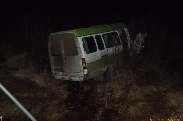 В автоаварии погибло в том числе двое детей