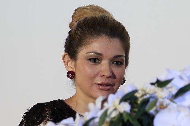 ВУзбекистане арестовали дочь прошлого президента страны Гульнару Каримову