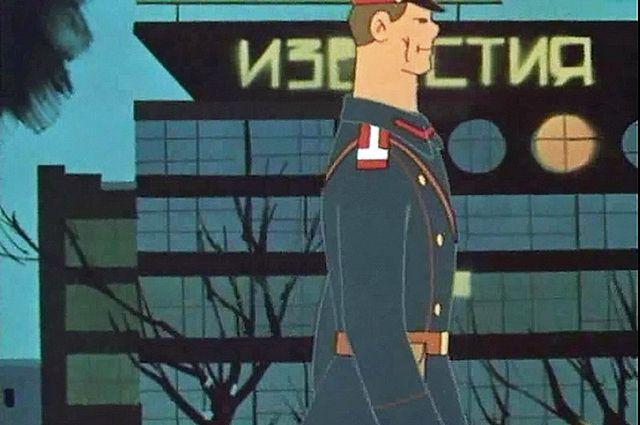 Высотный милиционер Москвы. Где в столице охранял порядок дядя Стёпа