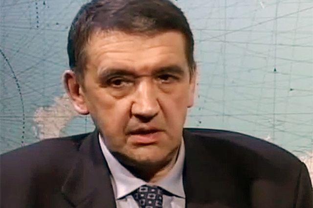 Полярник Дмитрий Шпаро.