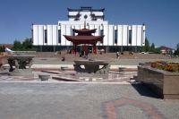 Накануне в Красноярский край прибыла делегация из Тывы.