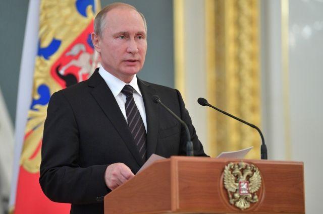 Путин одобрил ответные меры РФ на введение санкций со стороны США – Песков