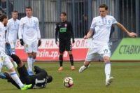 Денис Гармаш забивает гол