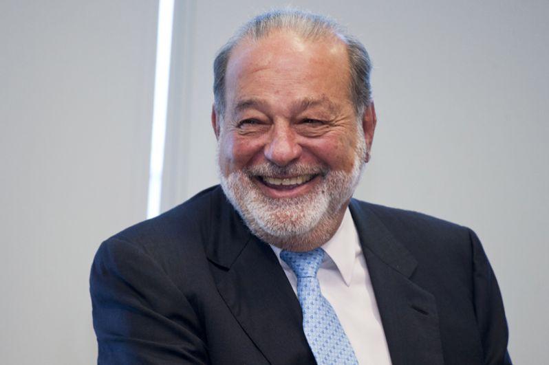 На шестом месте мексиканский бизнесмен Карлос Слим — 68,6 миллиарда долларов.