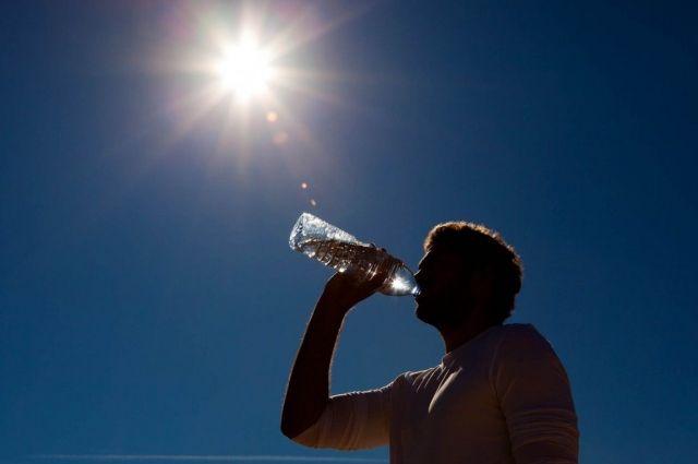 ВОренбуржье температура воздуха достигнет 35— МЧС