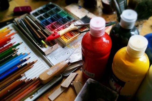В торговых центрах Тюмени выставят работы художников из разных городов