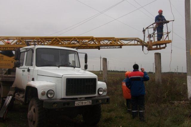 ВКрыму частично восстановлено энергоснабжение