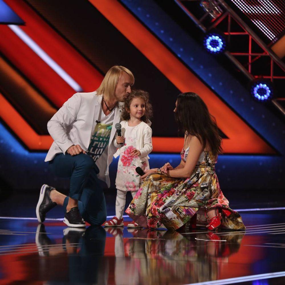 Исполнитель - судья на всеукраинской вокальном шоу Х-фактор