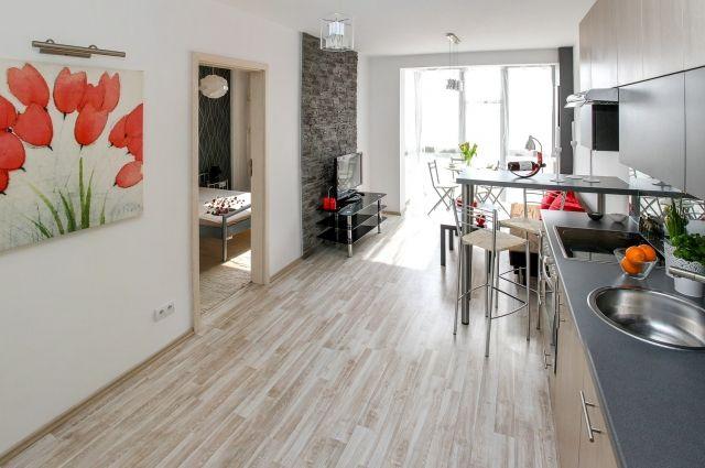 Снимать квартиры-студии предпочитают тюменцы