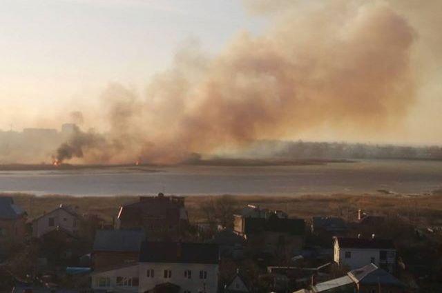 За неделю на Ямале ликвидирован 151 природный пожар