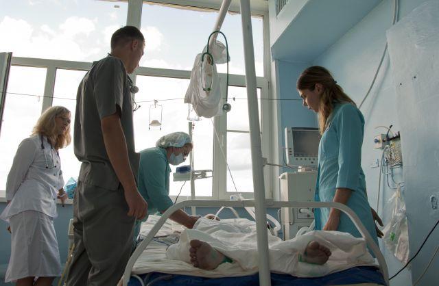 По данным краевого министерства здравоохранения на 28 июля в стационаре проходят лечение ещё четверо.