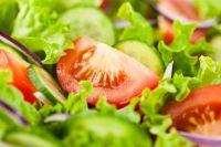 Летний салат.