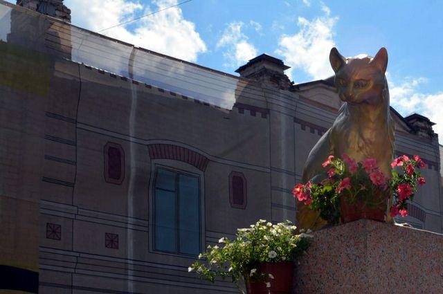 День города во всю отмечают тюменцы: фото
