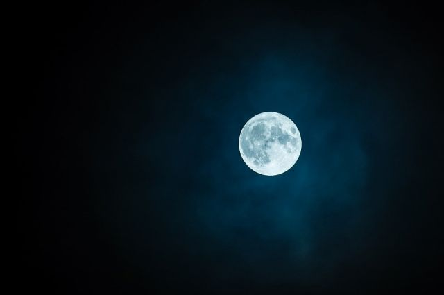 Тюменцы увидят частичное лунное затмение