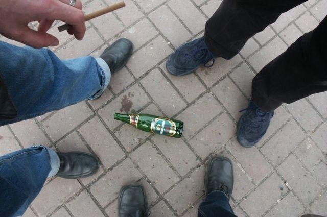 Сегодня в крае у 12 подростков уже сформирована алкогольная зависимость.