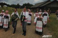 Погода радовала всех участников фестиваля.